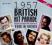 1957 British Hit Parade: The B Sides Part 1 (4-CD)