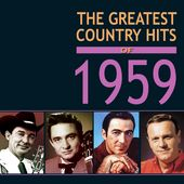 The Greatest Country Hits of 1959 (4-CD)