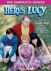 Here's Lucy - Complete Series (24-DVD)