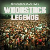 Woodstock Legends: The Broadcast Archives