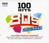 100 Hits: 80s Originals (5-CD)