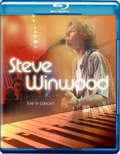 Soundstage Presents Steve Winwood (Blu-ray)