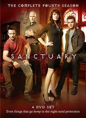 Sanctuary - Complete 4th Season (4-DVD)