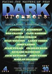 Dark Dreamers, Volume 1 (4-DVD)