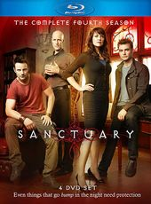 Sanctuary - Complete 4th Season (Blu-ray)