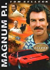Magnum P.I. - Complete 2nd Season (3-DVD)