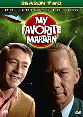My Favorite Martian - Season 2 (5-DVD)