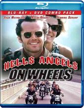 Hells Angels On Wheels (Blu-ray + DVD)