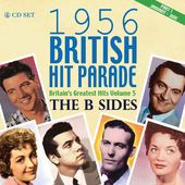 British Hit Parade: 1956 - B-Sides, Part 1 (4-CD)