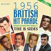 British Hit Parade: 1956 - B-Sides, Part 2 (4-CD)