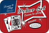 Card Games/Poker: Poker Set: Learn to Play