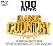 100 Hits: Classic Country (5-CD)