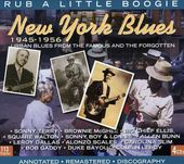 New York Blues 1945-1956: Rub a Little Boogie