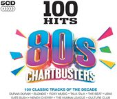 100 Hits: 80s Chartbusters (5-CD)