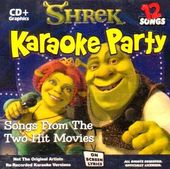 Shrek Karaoke Party