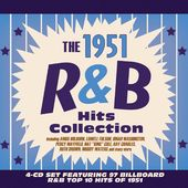 The 1951 R&B Hits Collection (4-CD)