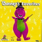 Barney's Favorites, Volume 1