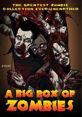 A Big Box of Zombies (4-DVD)