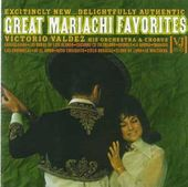 Great Mariachi Favorites