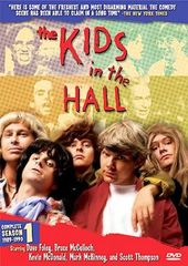 The Kids in the Hall - Complete Season 1 (4-DVD)