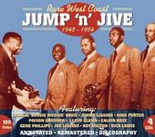 Rare West Coast Jump 'N' Jive 1945-1954 (4-CD)