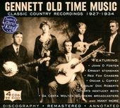 Gennett Old Time Music: Classic Country