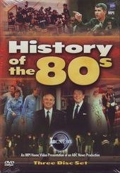 History of the 80s (3-DVD)