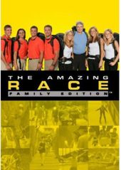 Amazing Race - Season 8 (3-Disc)