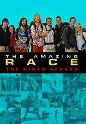 Amazing Race - Season 9 (3-Disc)