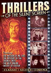 Thrillers of the Silent Screen (Silent)