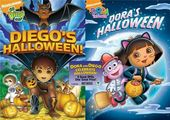Dora the Explorer: Dora's Halloween/Go Diego Go!: