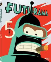 Futurama - Volume 5 (Blu-ray)