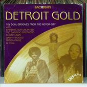 Detroit Gold: '70s Soul Grooves from the Motor