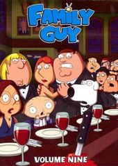Family Guy - Volume 9 (3-DVD)