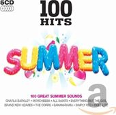 100 Hits: Summer (5-CD)