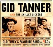 Gid Tanner & the Skillet Lickers (4-CD Box Set)