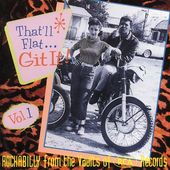That'll Flat Git It!, Volume 1: Rockabilly from