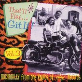 That'll Flat Git It!, Volume 3: Rockabilly from