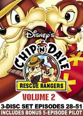 Chip 'n' Dale Rescue Rangers - Volume 2 (3-DVD)