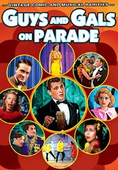 Guys and Girls on Parade: Vintage Comic and
