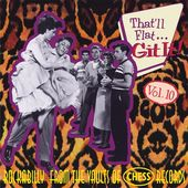 That'll Flat Git It!, Volume 10: Rockabilly from