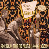 That'll Flat Git It!, Volume 25: Rockabilly from
