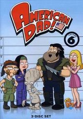 American Dad! - Volume 6 (3-DVD)