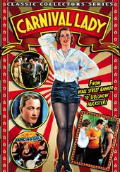 "Carnival Lady - 11"" x 17"" Poster"