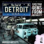 The Soul of Detroit: Early R&B Gems from Motor