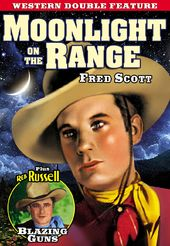 Moonlight on the Range (1937) / Blazing Guns