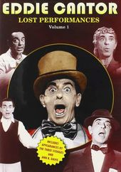 Eddie Cantor - Lost Performances, Volume 1