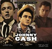Triple Feature: Hymns by Johnny Cash / Now, There
