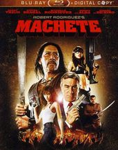 Machete (Blu-ray, Includes Digital Copy)