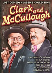 Clark and McCullough: Lost Comedy Classics
